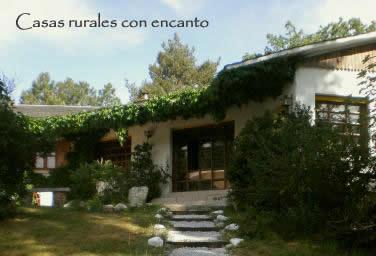 Hotel rural rascafria casa rural restaurante cerca de madrid - Casa rural cerca de siguenza ...
